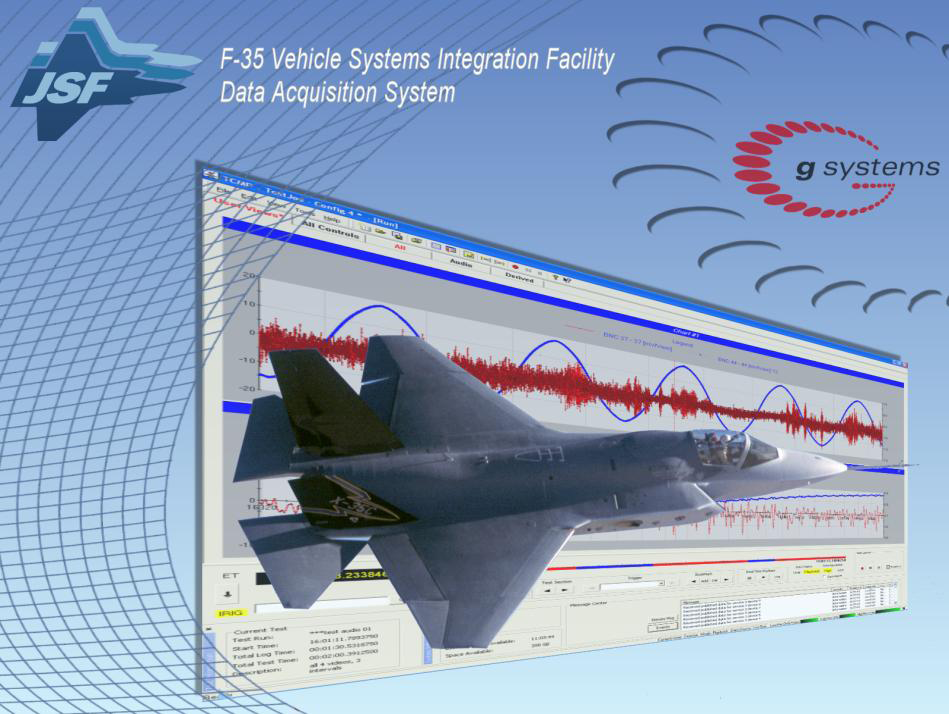 Aerospace Data Acquisition System : Case study f vehicle systems integration facility