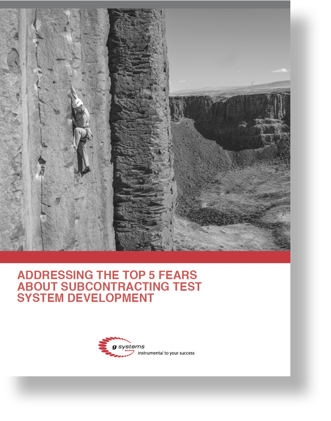 5 fears of subcontracting test system development